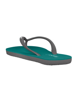 Load image into Gallery viewer, Fipper Slim Turquoise / Grey