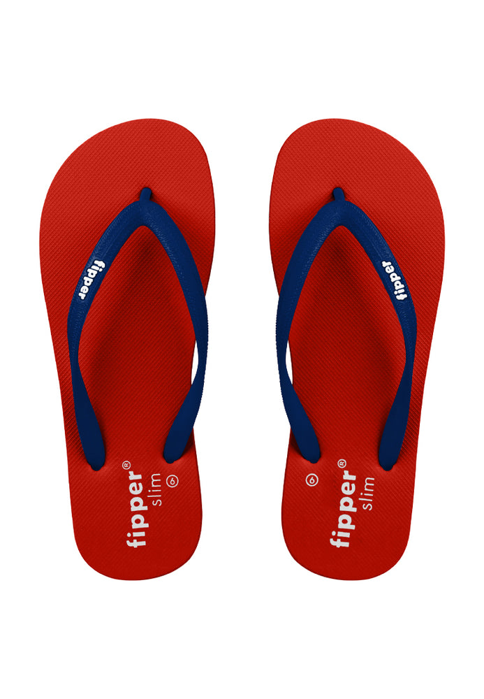 Fipper Slim Red / Blue