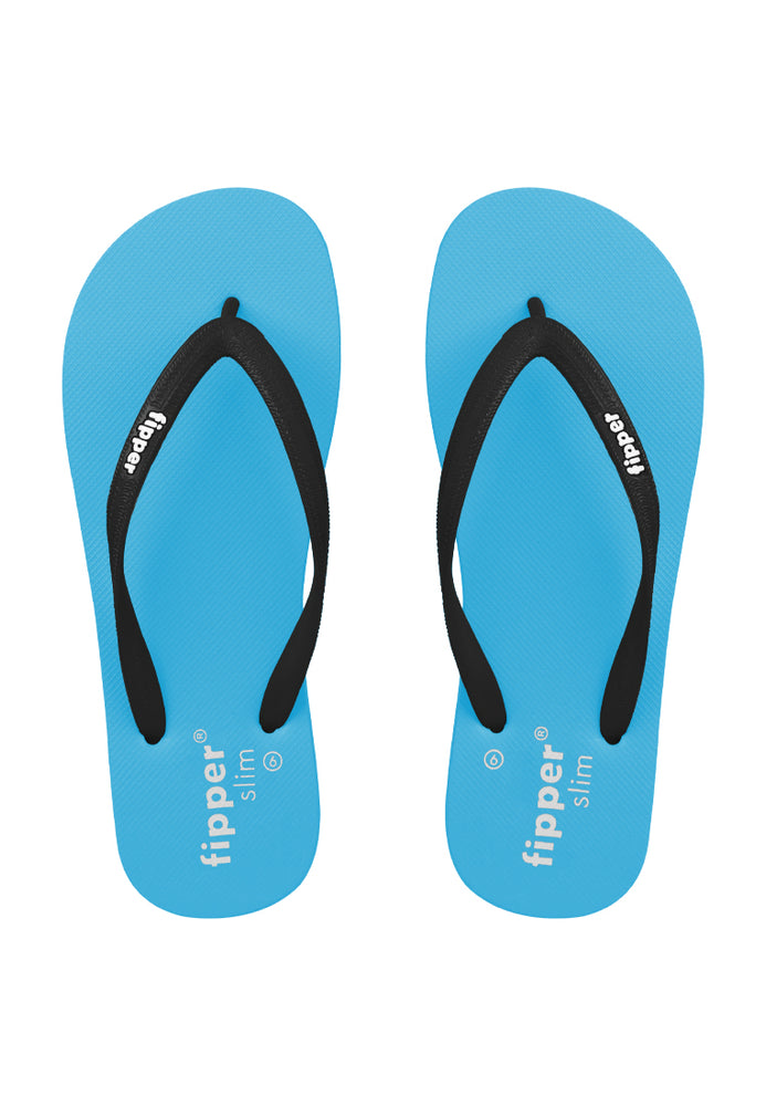 Fipper Slim Blue (Sky) / Black