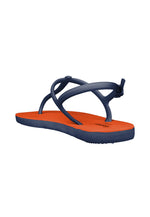 Fipper Strappy Orange / Blue (Snorkel)