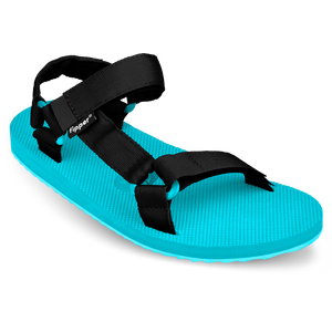 Load image into Gallery viewer, Fipper Trekker Turquoise / Black