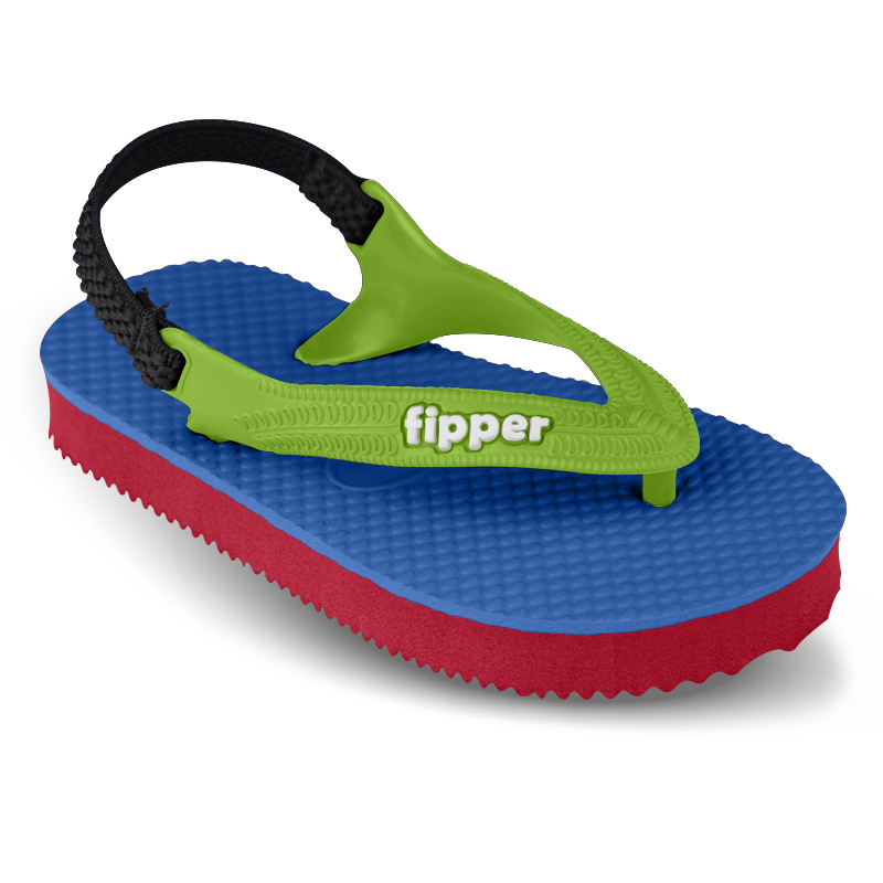 Fipper Todd's Blue / Red / Green (Apple) / Black
