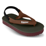 Fipper Todd's Green (Army) / Brown Havana / Brown (Mckenzie) / Black