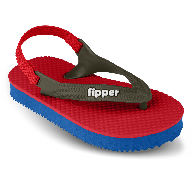 Fipper Todd's Red / Blue / Green Army / Red