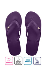 Fipper Wedges-S Purple (Dark)