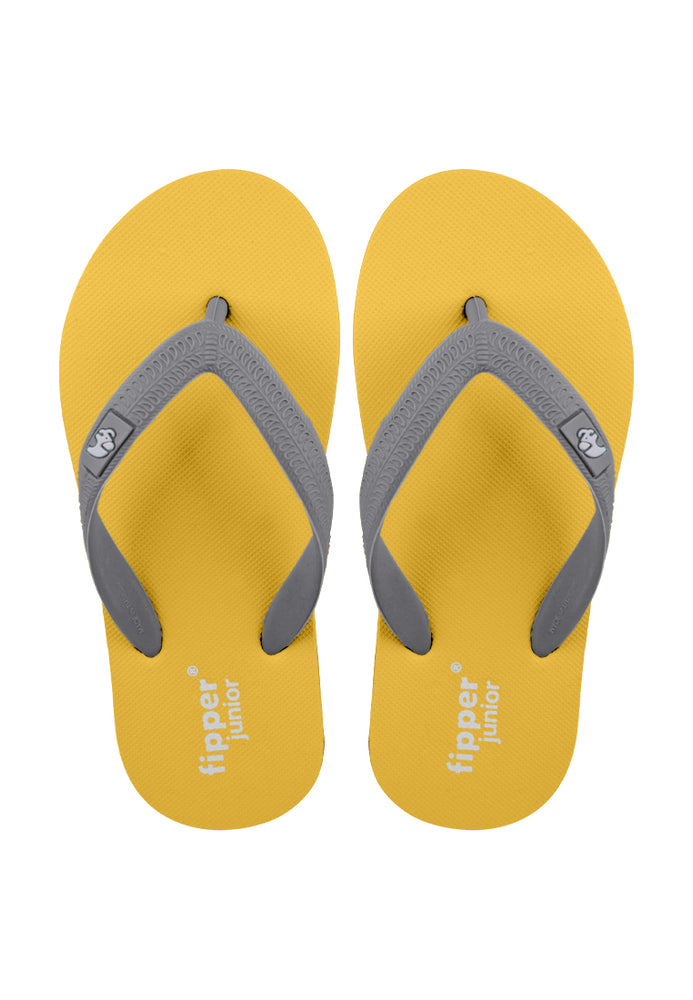 Fipper Junior Yellow / Blue (Sky) / Grey (Light)