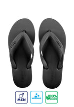 Fipper Basic M Rubber for Men in Black