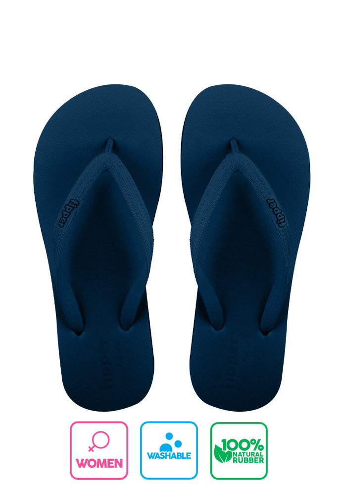 Fipper Basic S Blue (Snorkel)
