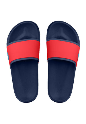 Fipper Slip On Navy / Red
