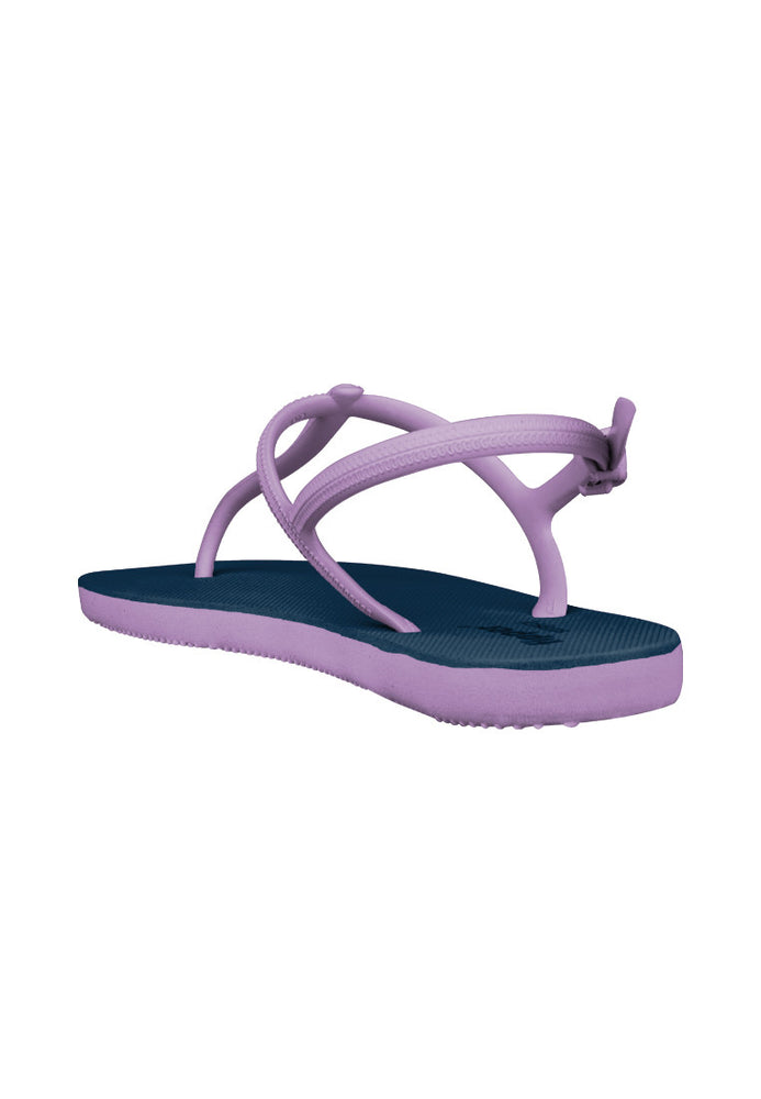 Load image into Gallery viewer, Fipper Strappy Blue (Snorkel) / Violet (Light)