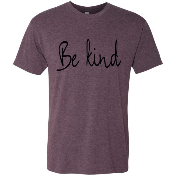 Be Kind Triblend Reg Fit T-Shirt