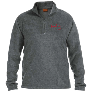 Jeep Her Devil Fleece Pullover- Red