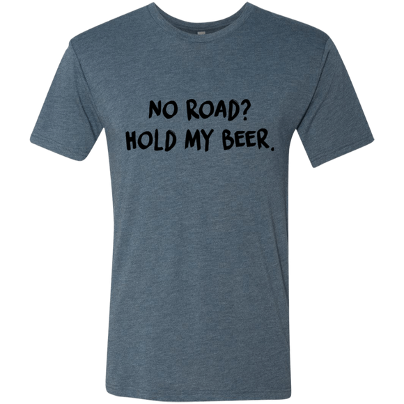 No Road Triblend Reg Fit T-Shirt