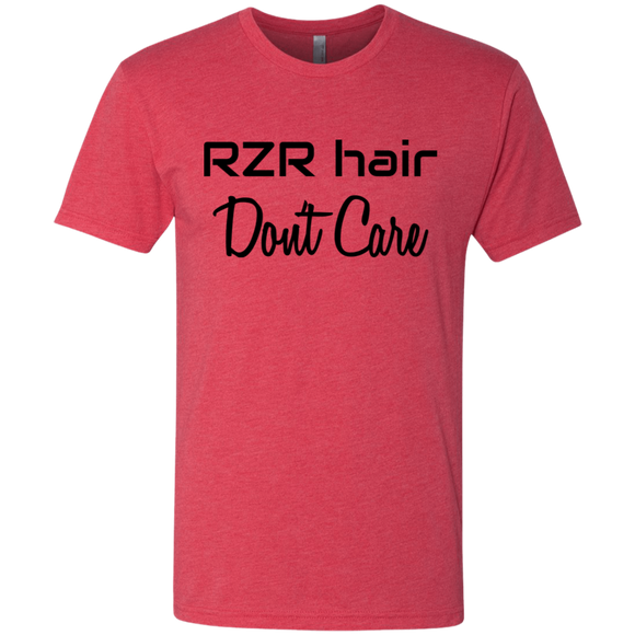 RZR Hair Don't Care Triblend Reg Fit T-Shirt