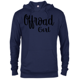 Offroad Girl French Terry Hoodie