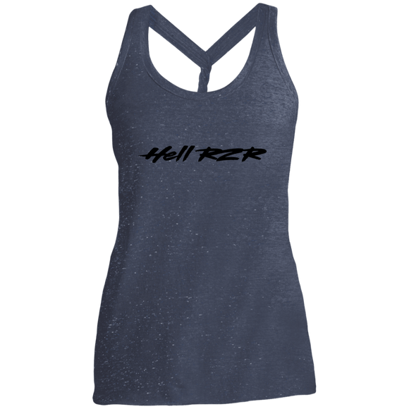 Hell RZR Twist Back Tank