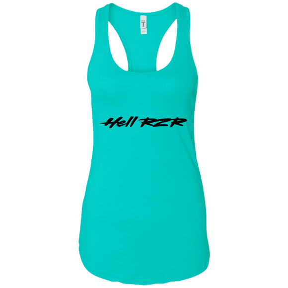 Hell RZR Ladies Ideal Racerback Tank