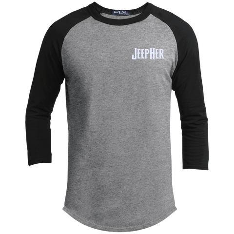 Hard Rock JeepHer Youth Sporty T-Shirt- White