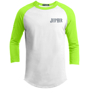 Hard Rock JeepHer Youth Sporty T-Shirt- Gray