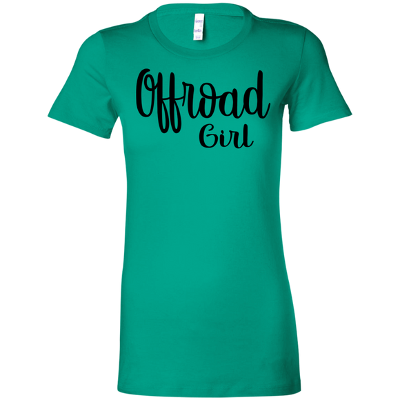 Offroad Girl Ladies' Favorite T-Shirt
