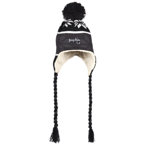 JeepHer Devil Sherpa Hat White
