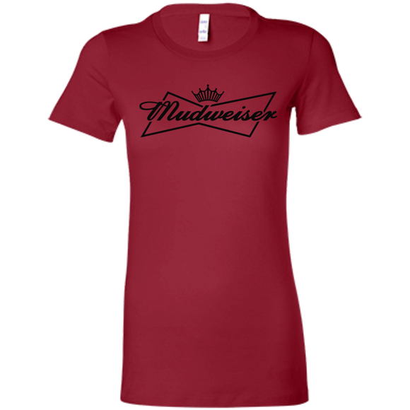 Mudweiser Ladies' Favorite T-Shirt