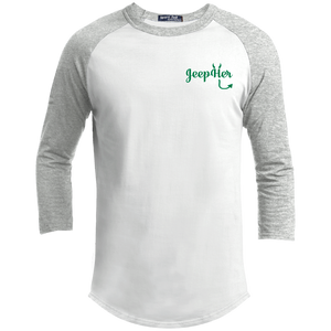 JeepHer Devil Youth Sporty T-Shirt- Green