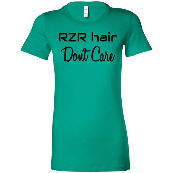 RZR Hair Don't Care Ladies' Favorite T-Shirt