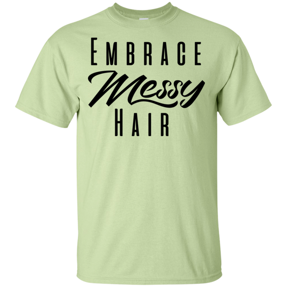 Embrace Messy Hair Reg fit T-Shirt
