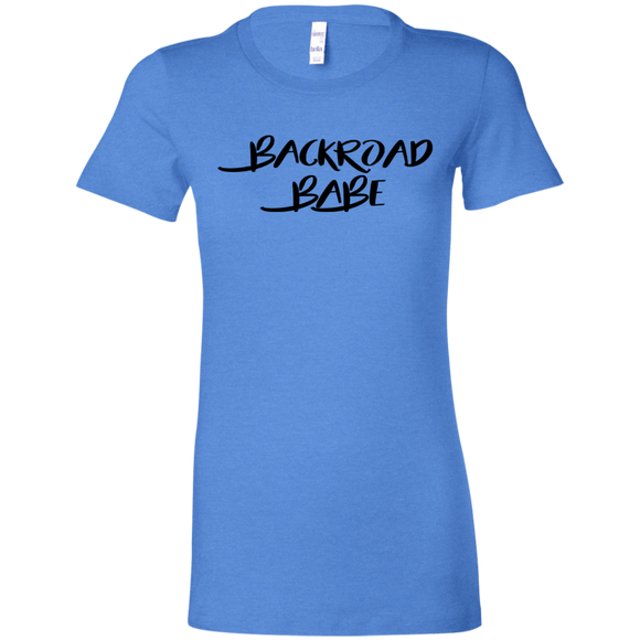 Backroad Babe Ladies' Favorite T-Shirt
