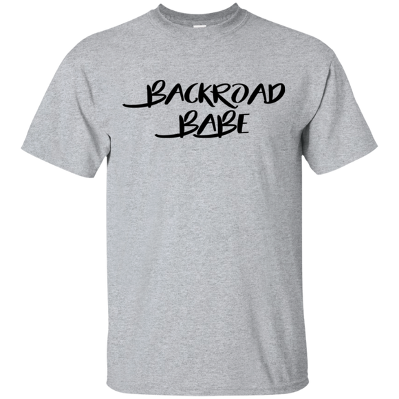 Backroad Babe Reg fit T-Shirt