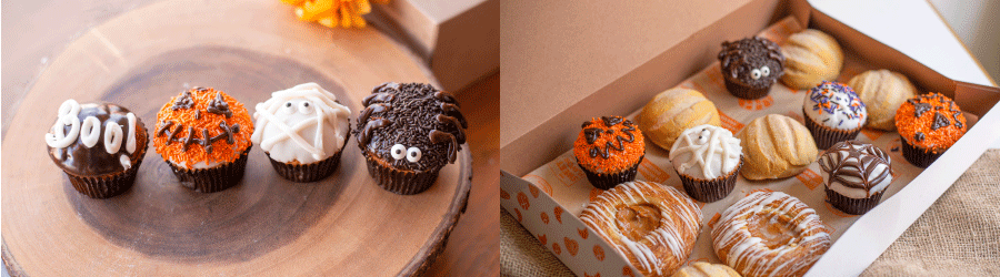 halloween treats la monarca bakery los angneles