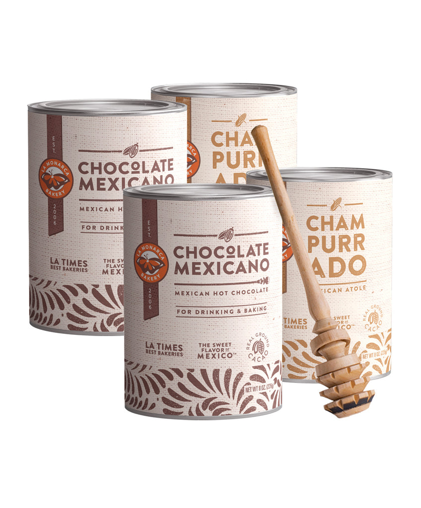 Chocolate Beverage Combo Pack