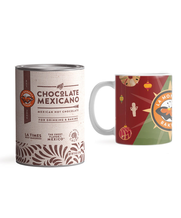 Mexican Hot Chocolate Gift Set!