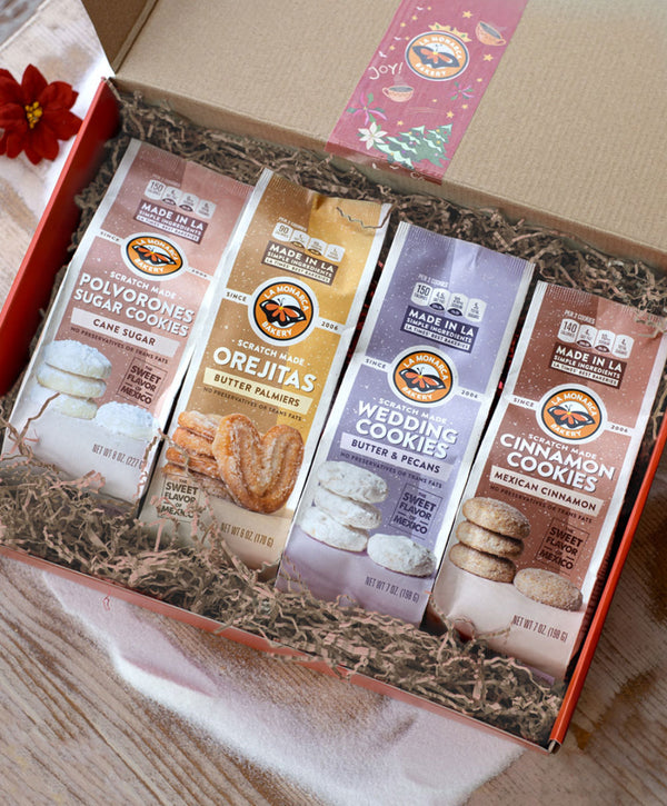 Cookie Assortment Gift Box