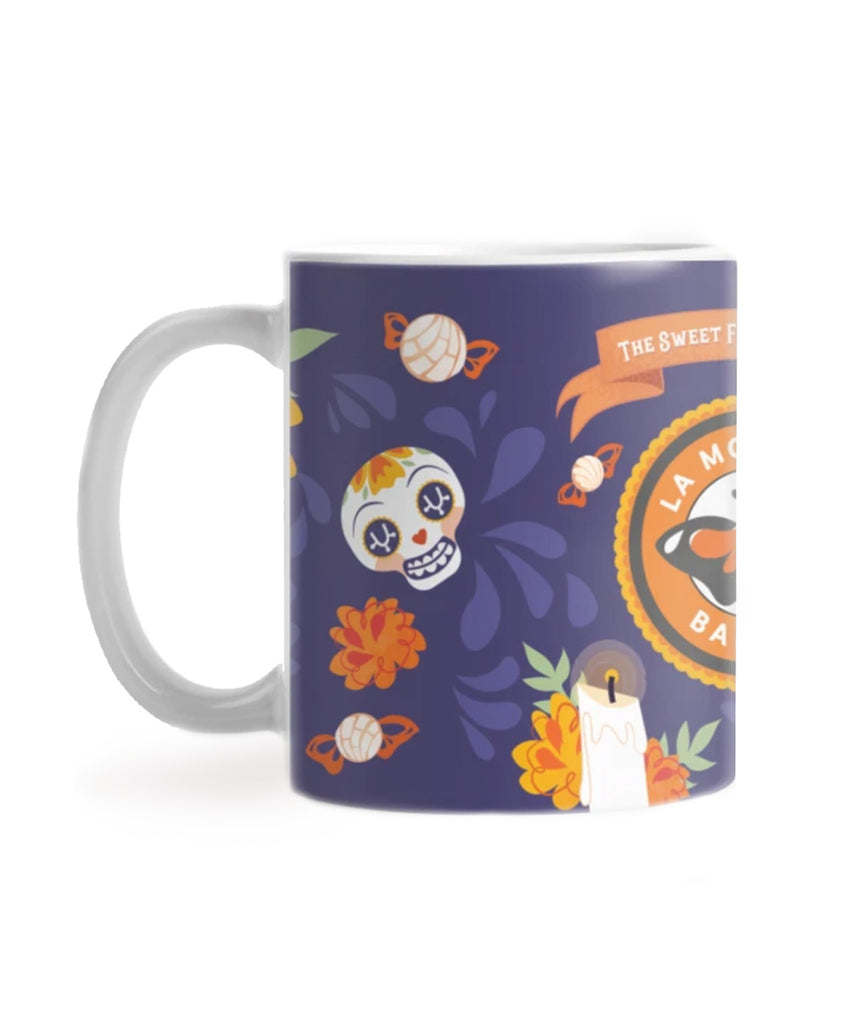 Day of the Dead Ceramic Mug