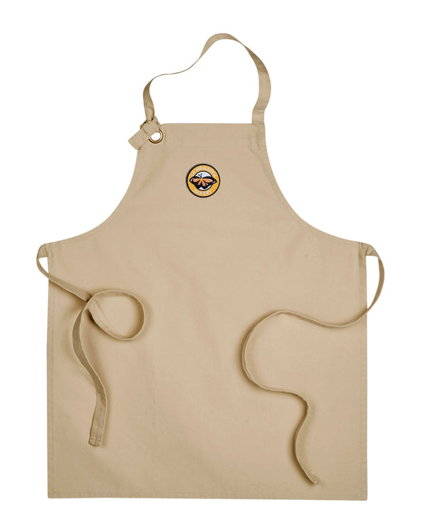 La Monarca Cotton Apron