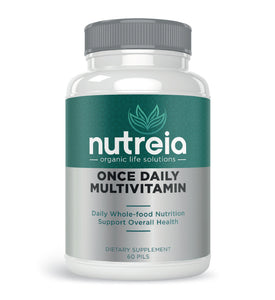 Multivitaminico Nutreia Once Daily Multivitamin con Coenzima Q10