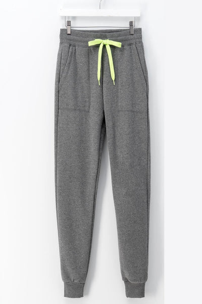 Let's Stay In Sweat Pants: Charcoal