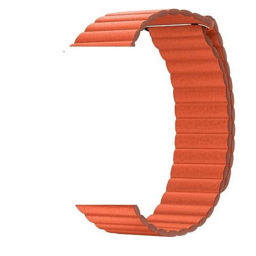 Leather Magnetic Loop Band