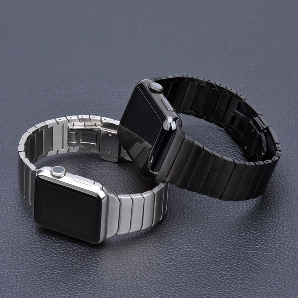 Stainless Steel Link Bracelet Band