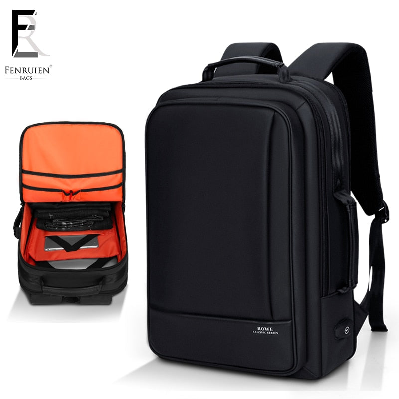 High Capacity Expanding Travel Backpack