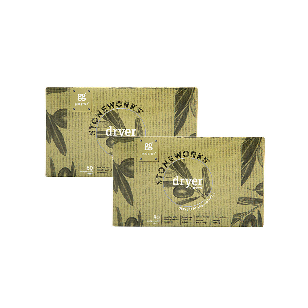Stoneworks Dryer Sheets - 2 pack