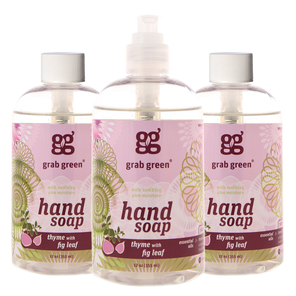 Hand Soap - 3 pack