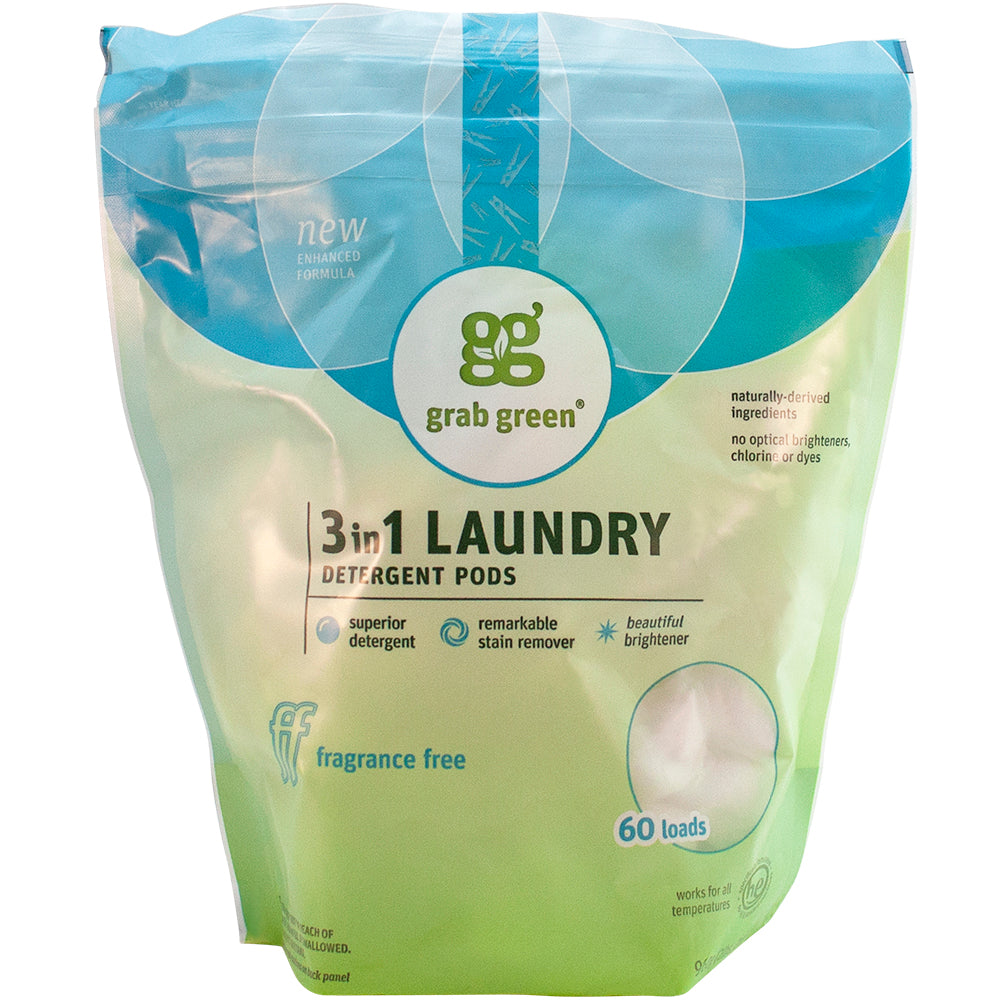 3 in 1 Laundry Detergent Pods