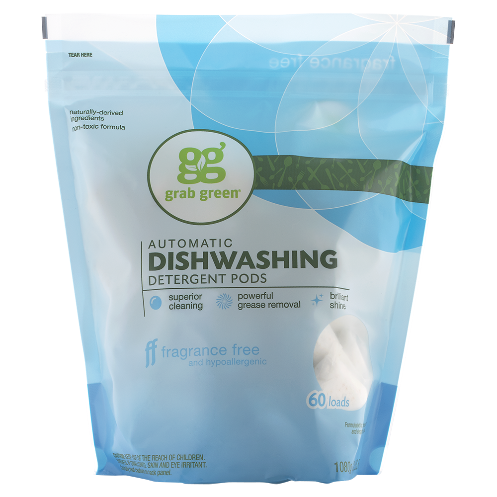 Automatic Dishwashing Detergent Pods