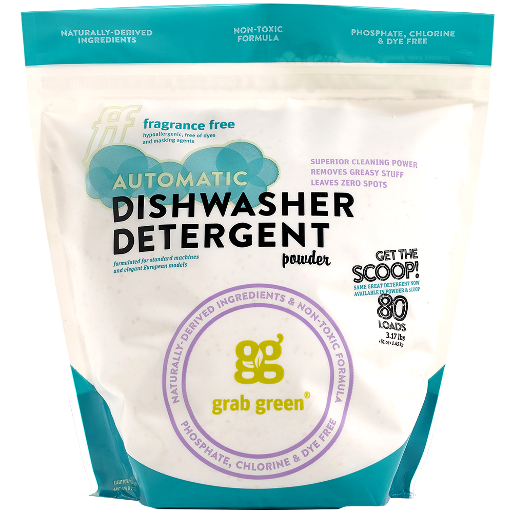 Automatic Dishwashing Detergent Powder