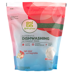 Classic Automatic Dishwashing Detergent Pods—Red Pear+Magnolia