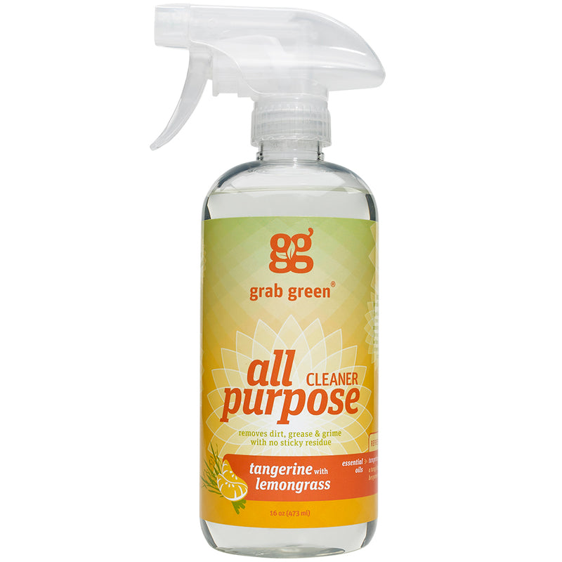 Classic All Purpose Cleaner—Tangerine+Lemongrass