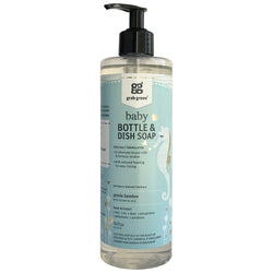 Baby Bottle & Dish Soap—Gentle Bamboo